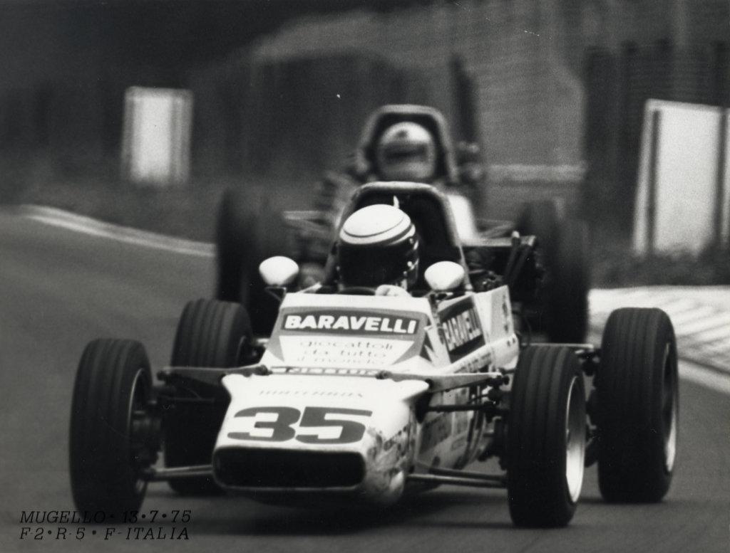 Mugello - 13 July 1975