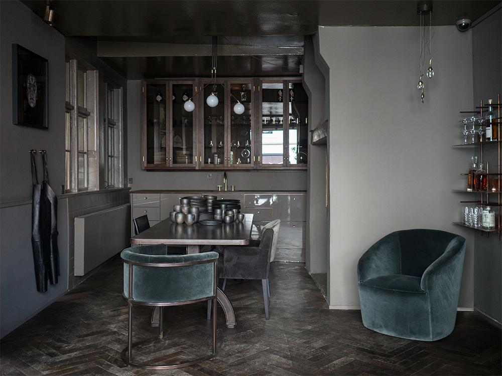 Rue Verte Kitchen