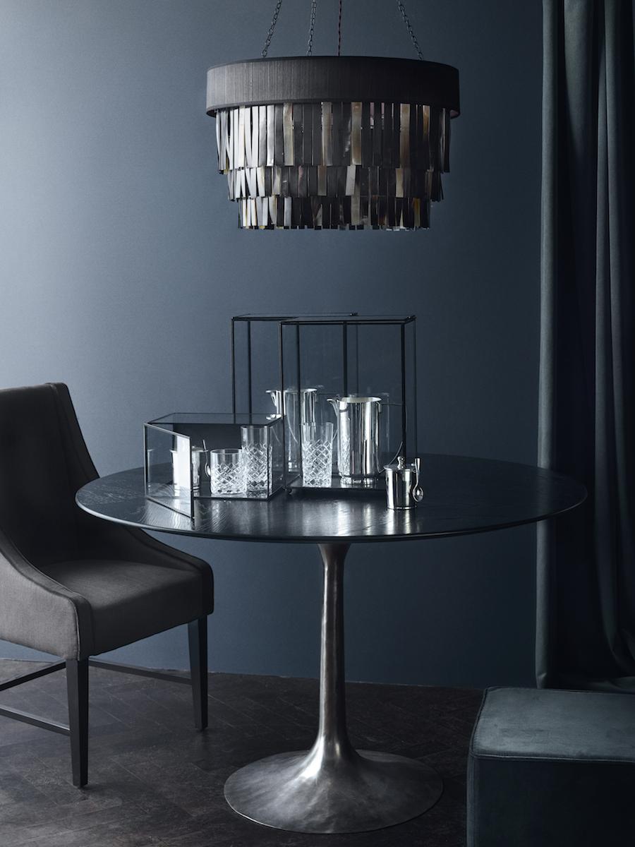 Dakota Dining Table & Ochre Eclipse