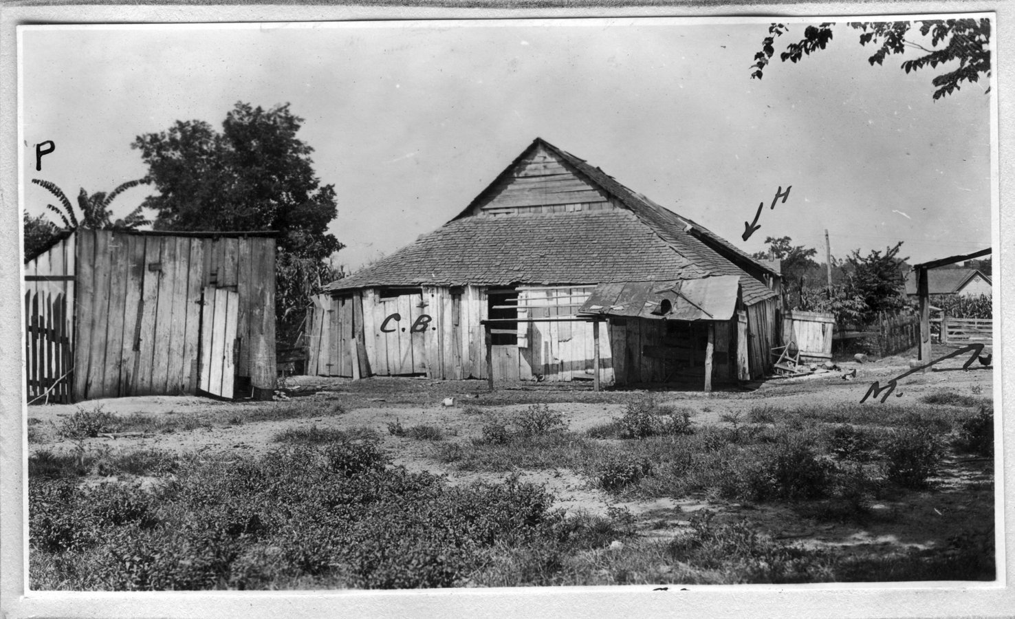The Farm in 1924 -