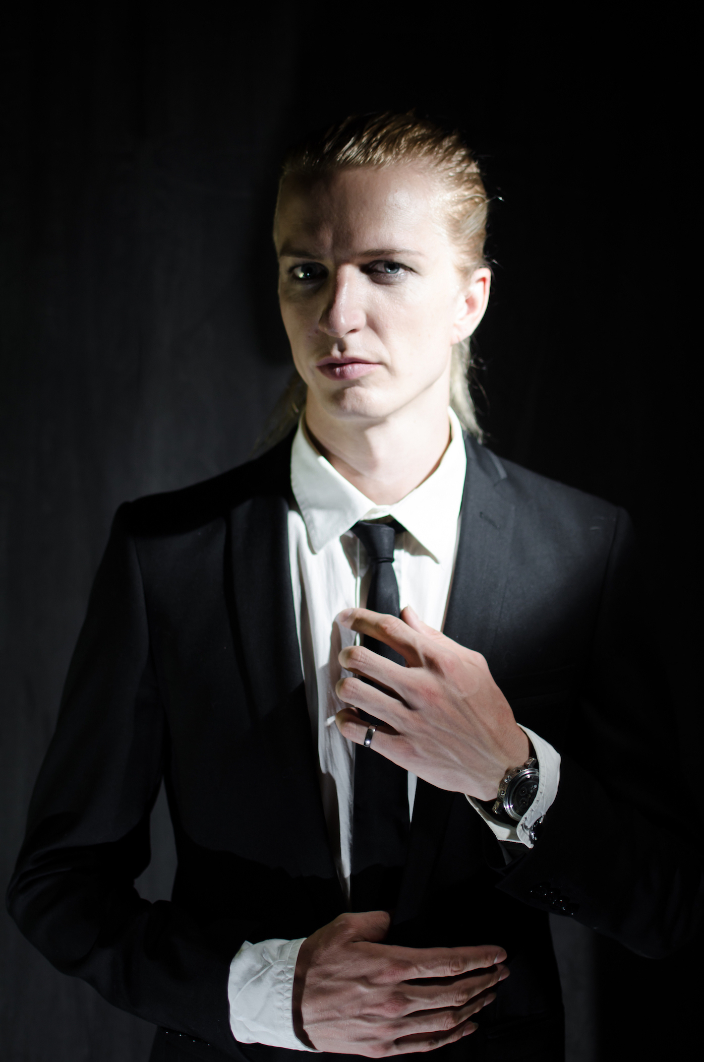 Silver, Kai Silver at your service as your secret male escort