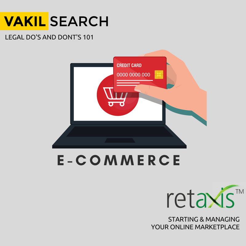 Join us for a workshop on Legal Do's & Don'ts 101 for E-commerce by Vakilsearch. Followed by a workshop on Starting & managing your online marketplace, organised by our member company - C S Tech