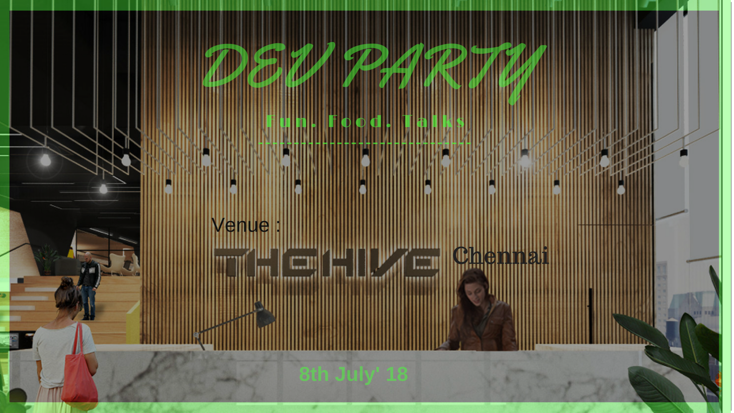Dev Party at The Hive