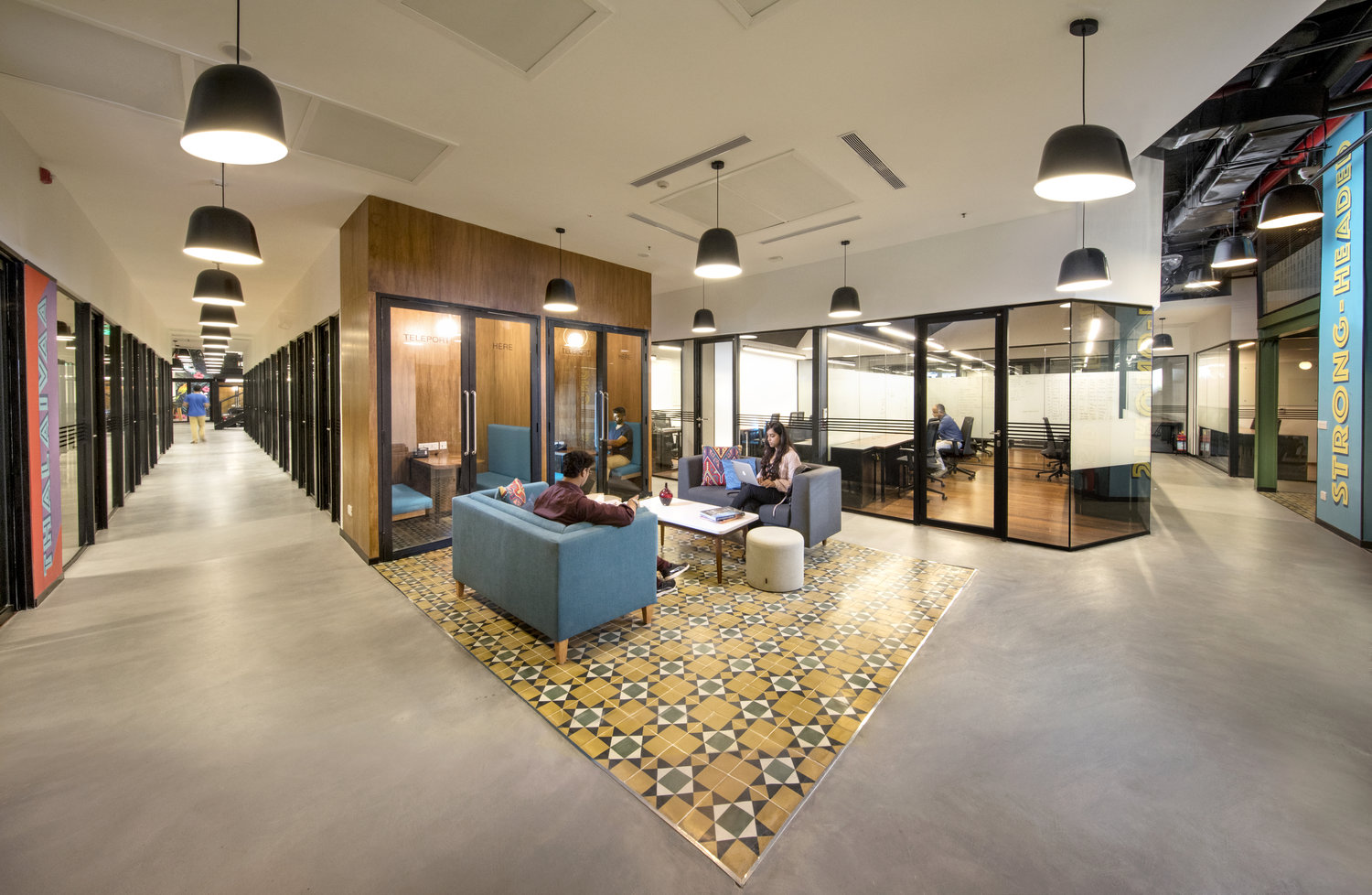 Shared Office in Chennai | Private Office Space in Chennai | The Hive  Workspaces
