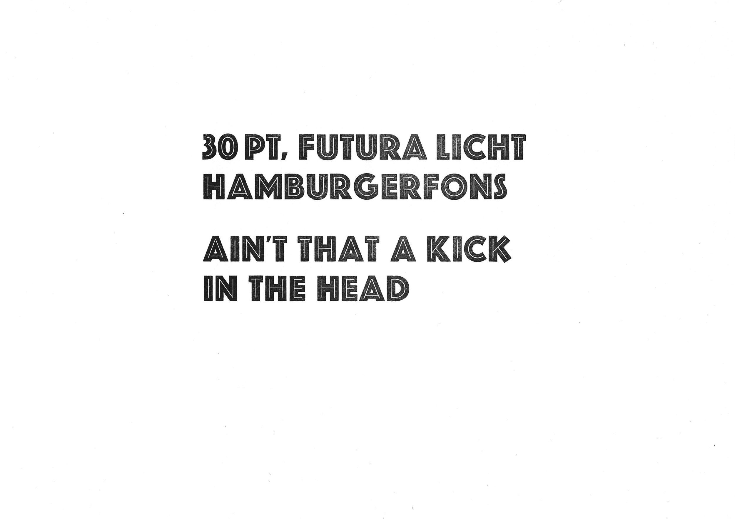 30pt Licht Sans