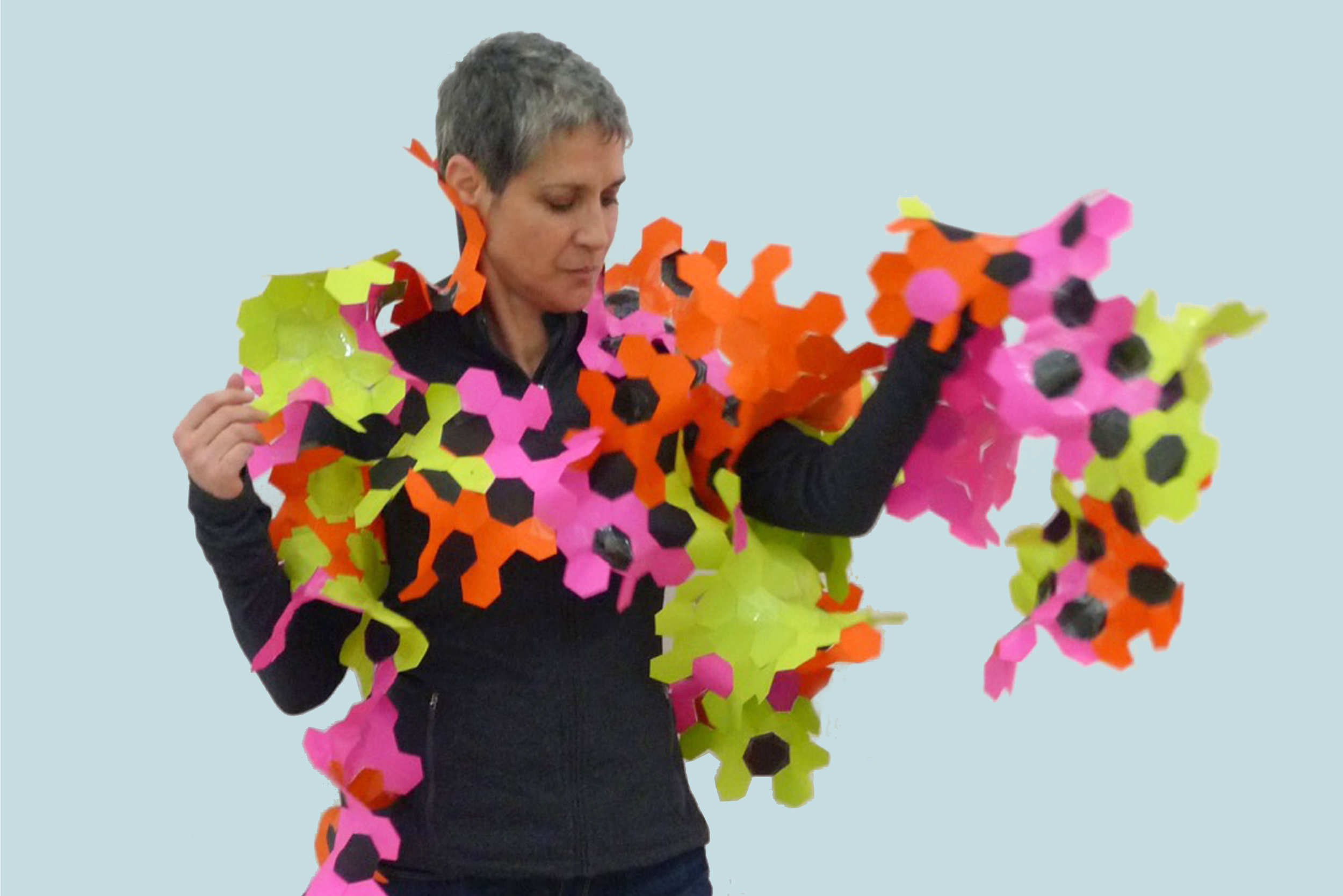Lecture + Workshop - Hyperbolic Space