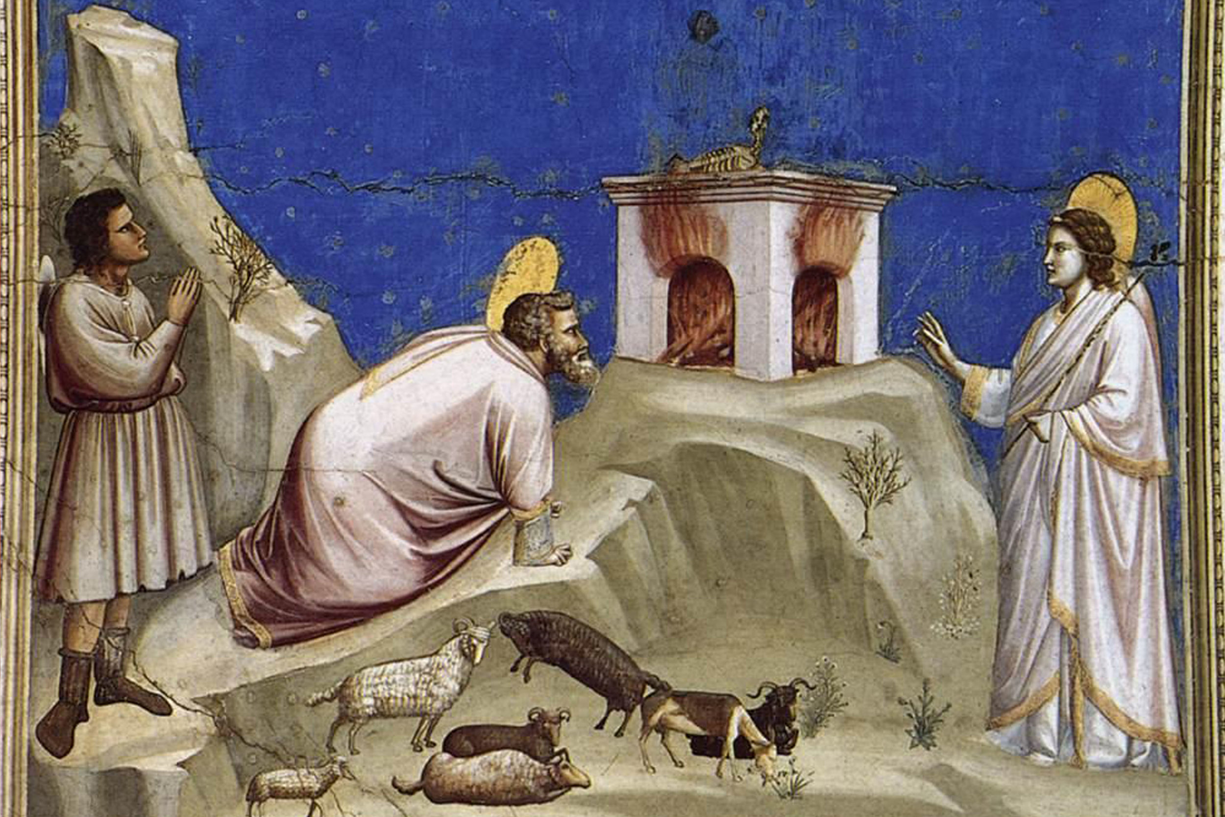 Lecture – Virtual Reality from Giotto to Grand Theft Auto