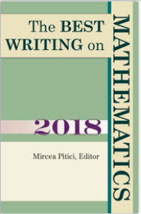 Best Writing on Mathematics 2018 -