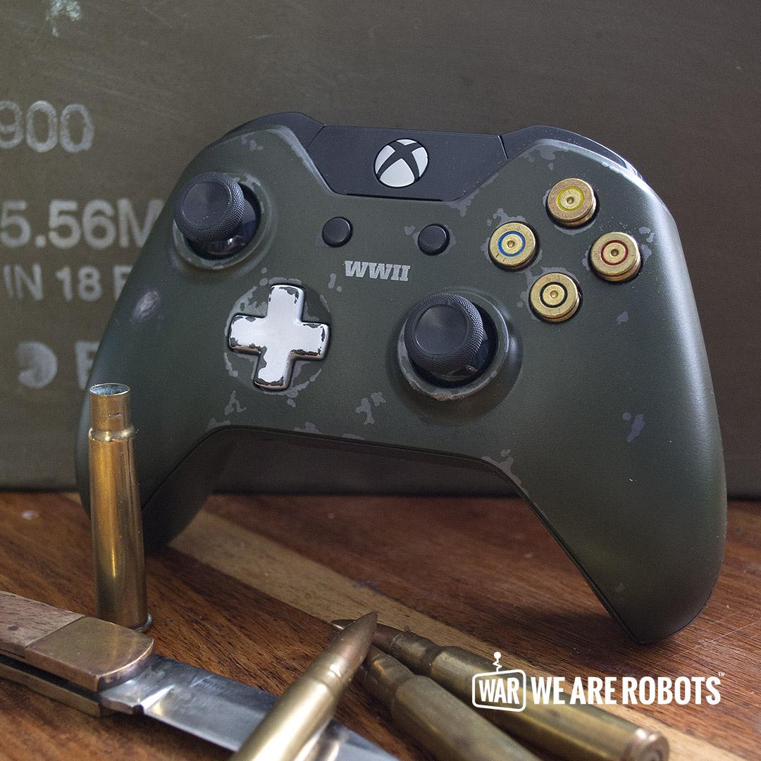 COD WWII Custom Controller