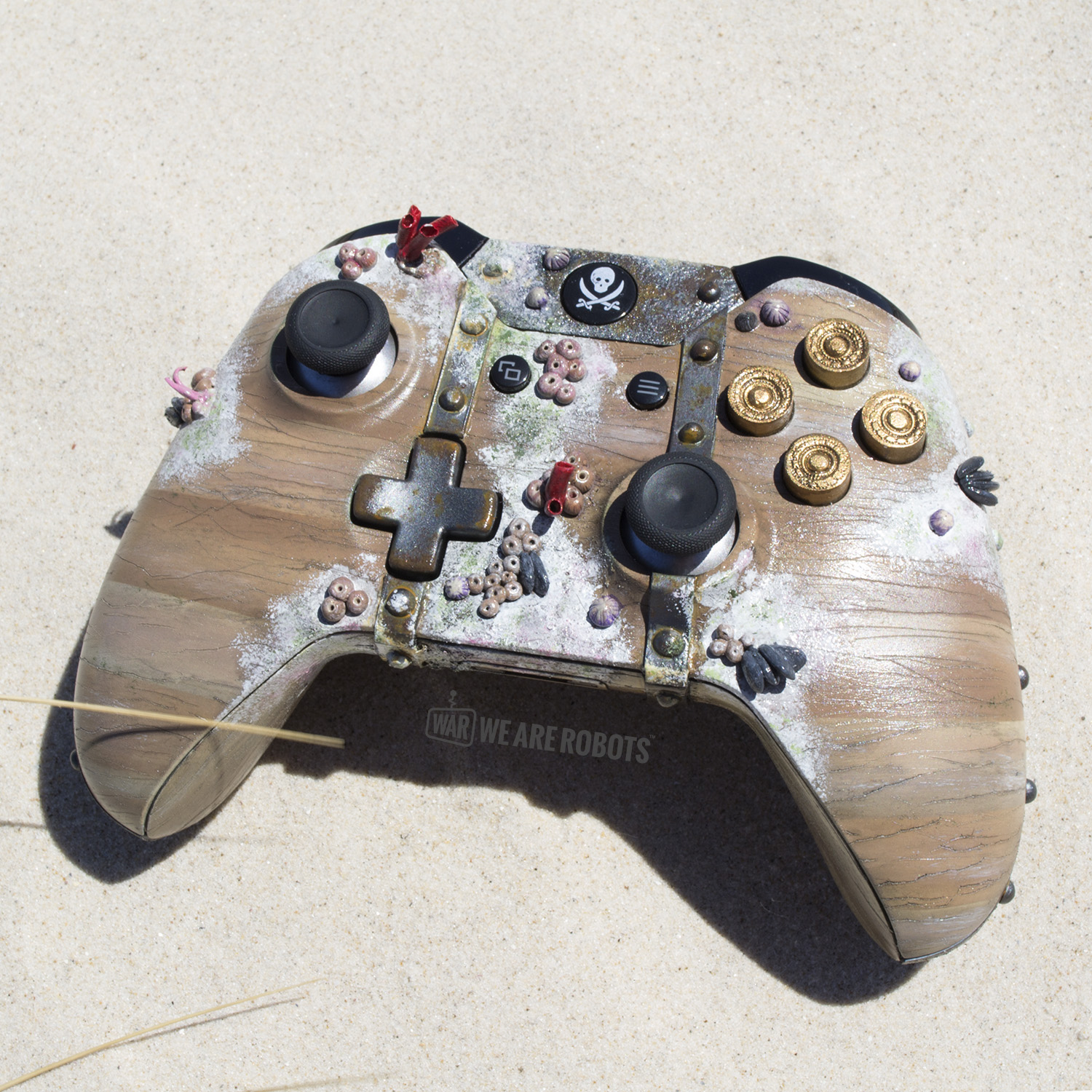 Sea f Thieves Custom Controller We Are Robots
