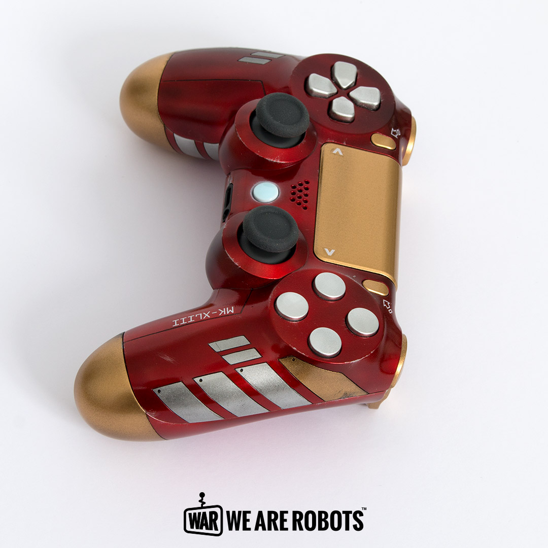 Ironman Controller - We Are Robots