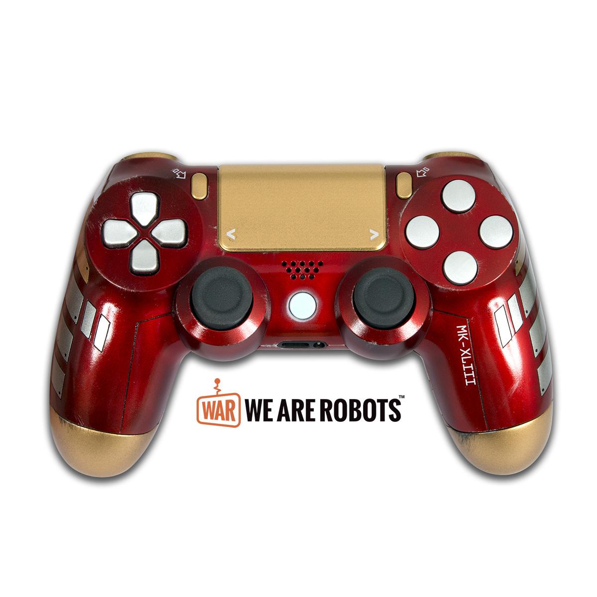 Ironman Custom Controller - We Are Robots