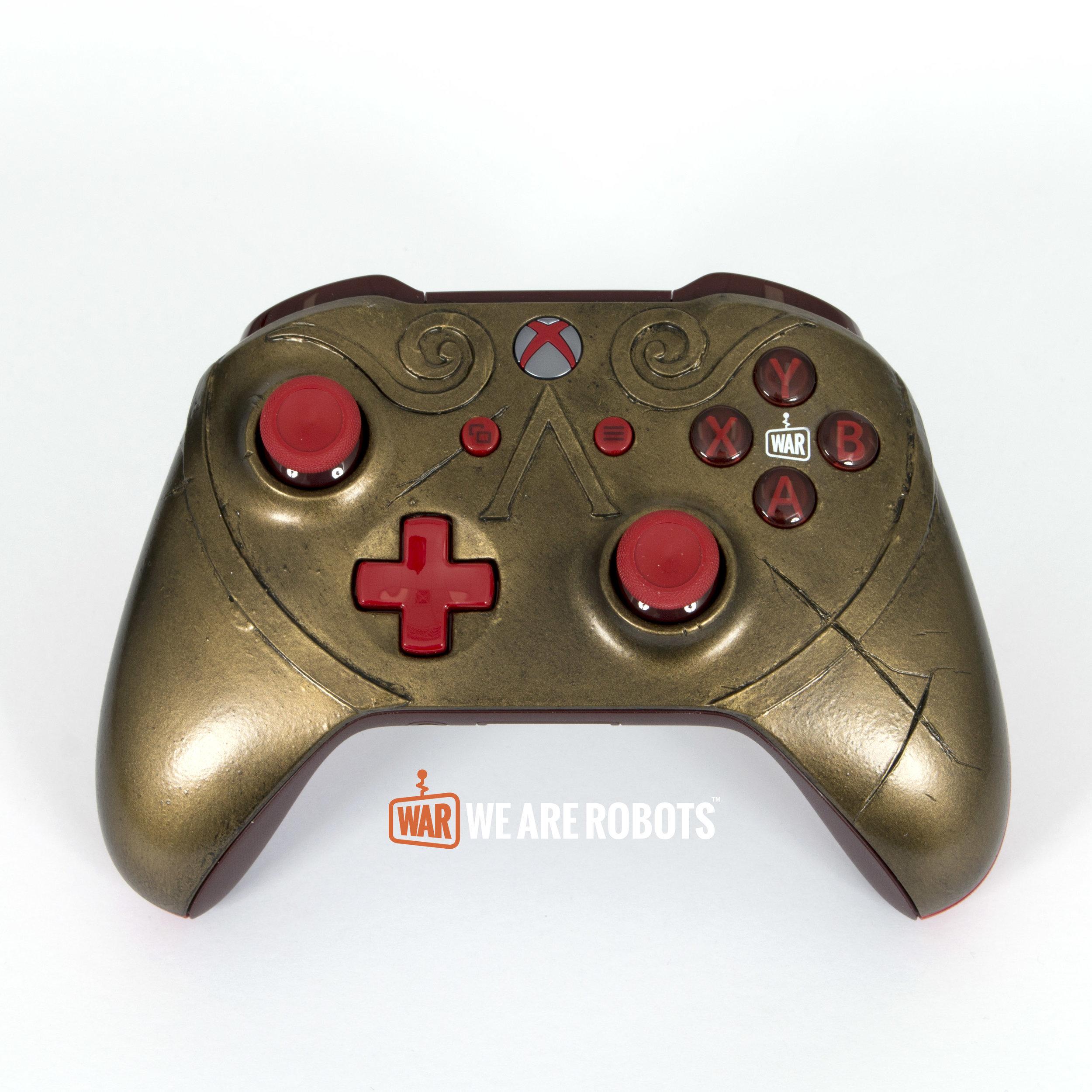 WAR Customs - Assassins Creed Odyssey Controller