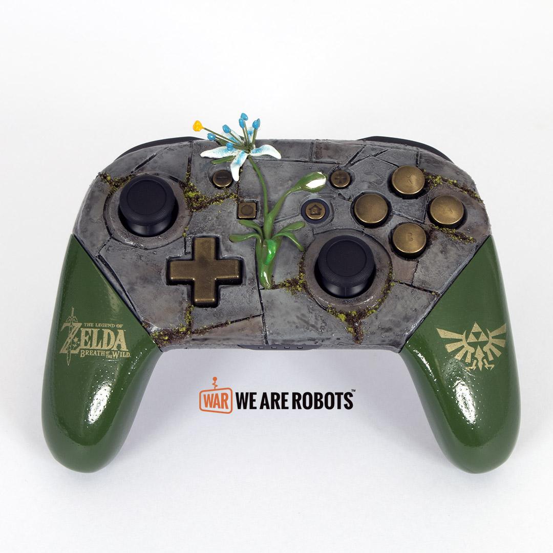 Zelda - Nintendo Switch Pro Controller