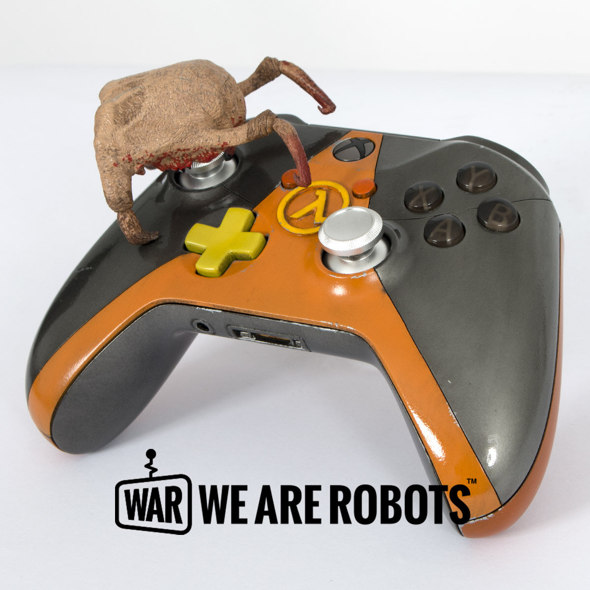WAR Customs - Xbox One Controller - Half Life
