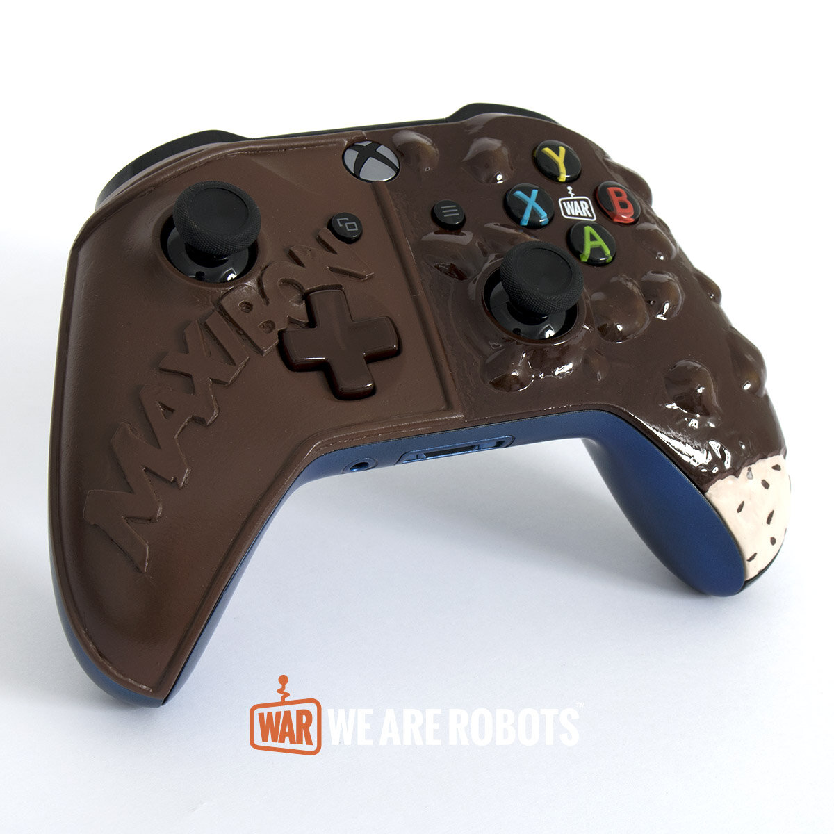 WAR Customs - Xbox One Controller - Maxibon