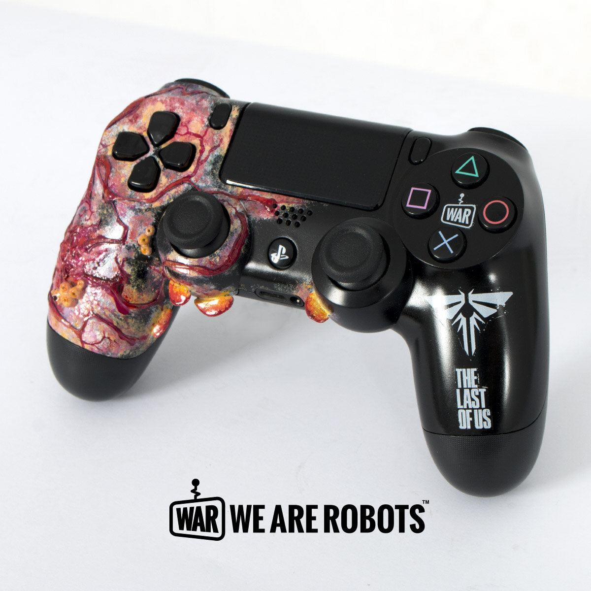 WAR Customs - PS4 Controller - The Last Of Us