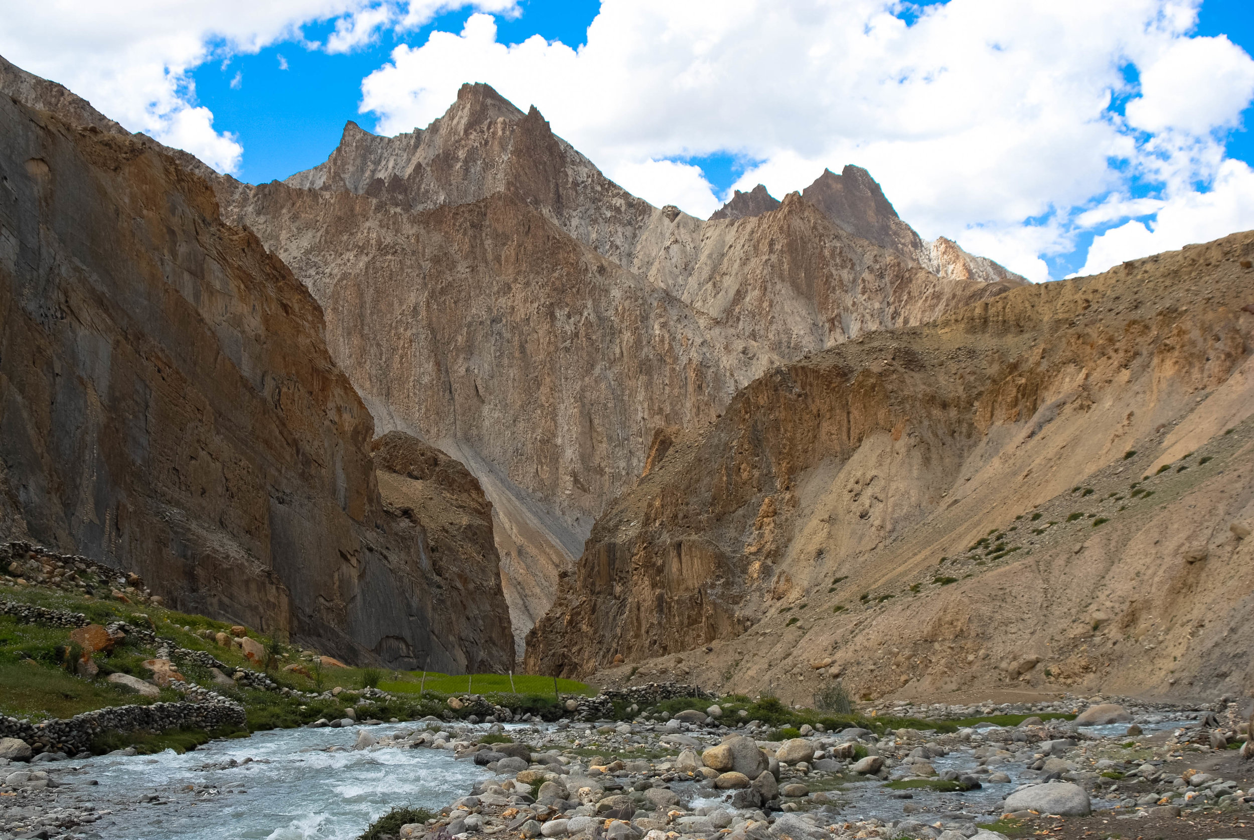 The beautiful Markha Valley.