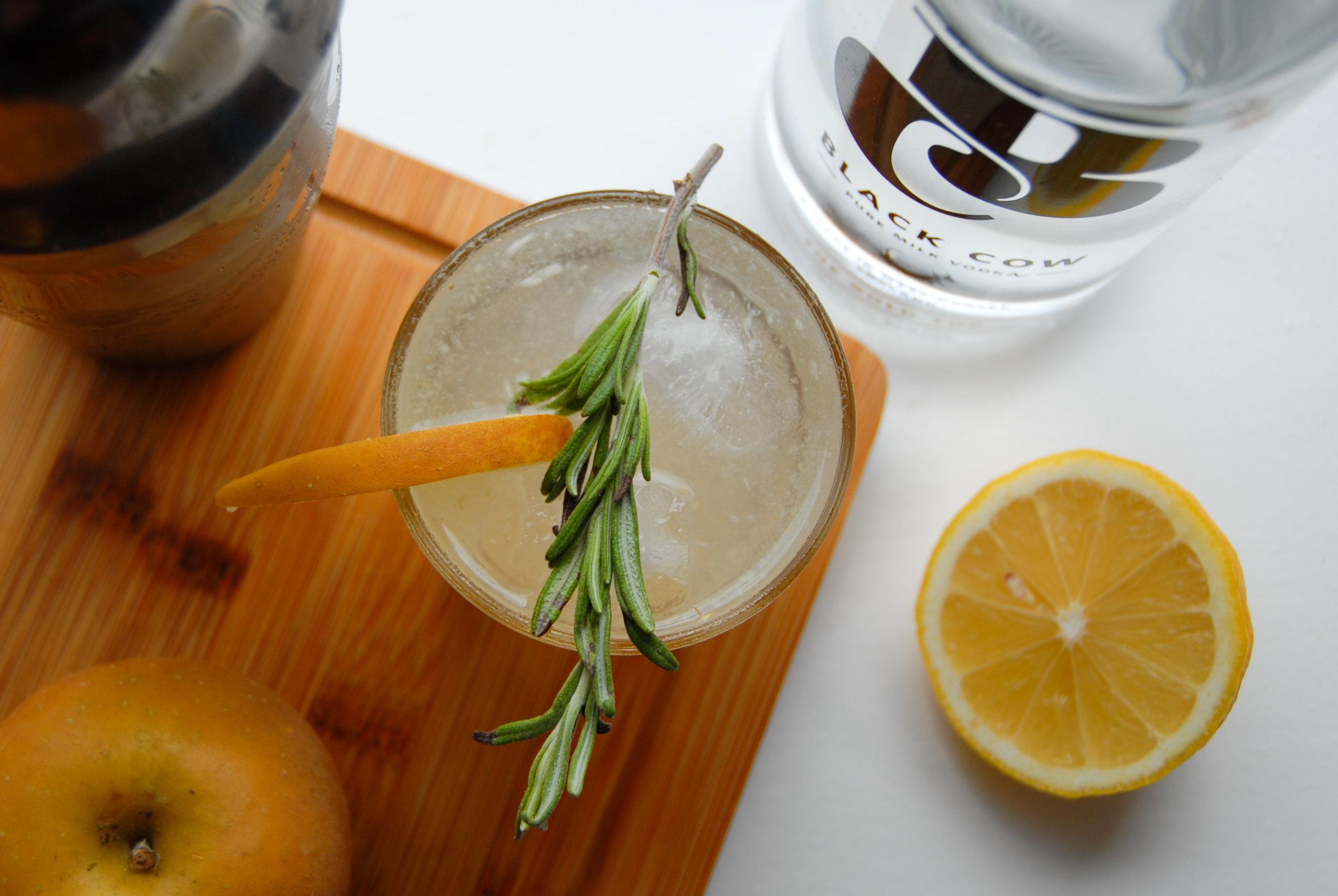 Scrumper's Sling Cocktail