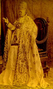 Pope Pius X Sarto