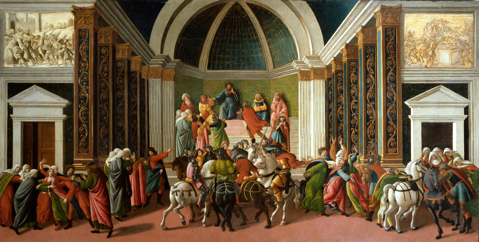 The Story of Virginia,  Sandro Botticelli