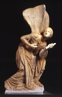 Winged   Psyche , 2nd century AD, Capitoline Museums, Rome