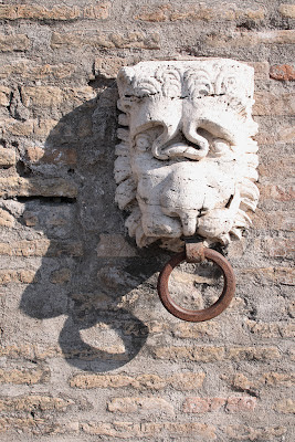 Detail of Villa Medici, photo by  Patrizia Ferri