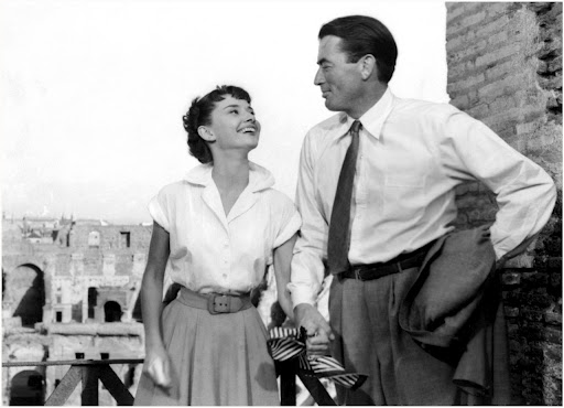 Freeze from of  Roman Holiday  [Source]