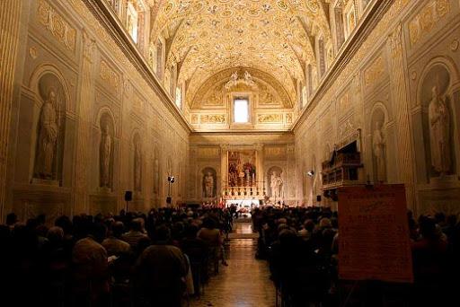 Cappella Paolina, Palazzo Quirinale, Roma