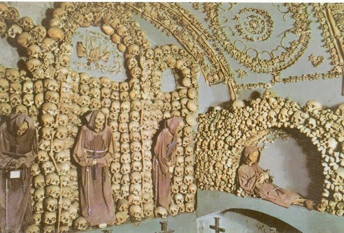 Crypt of the Capuchin Monks, Santa Maria della Concezione [ source ]