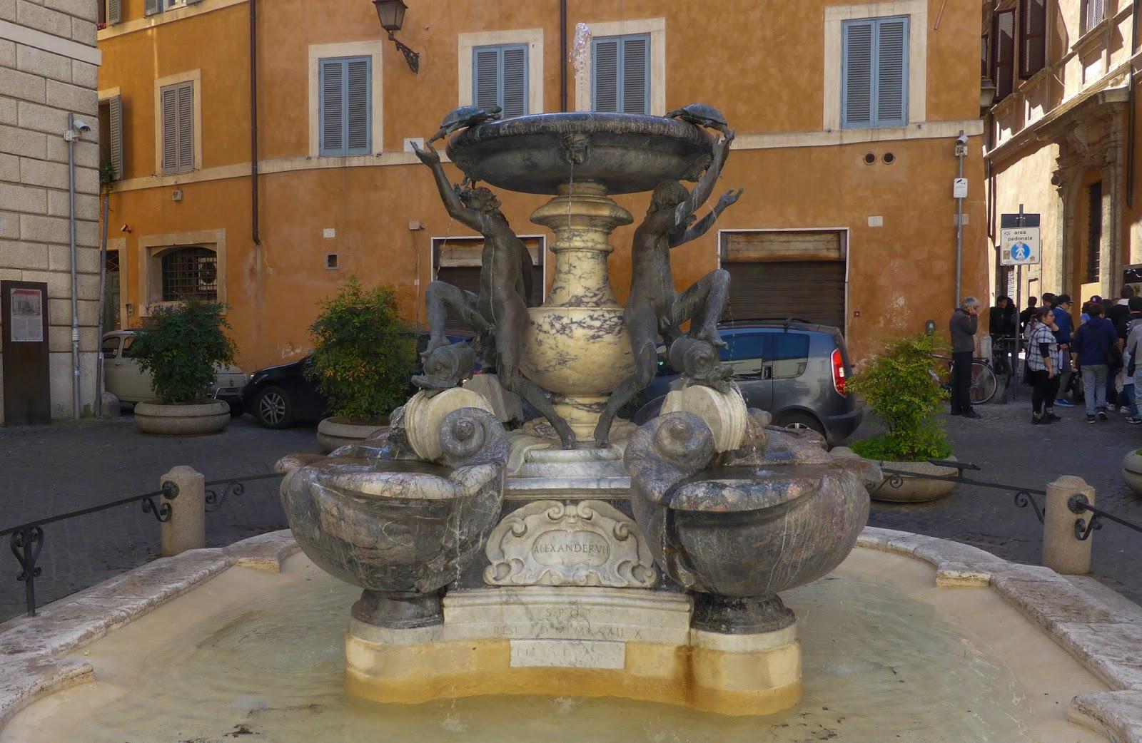 Piazza Mattei © Jeroen van Luin [ source ]