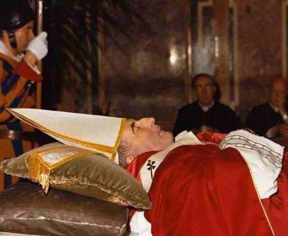 Pope John Paul I, September 1978