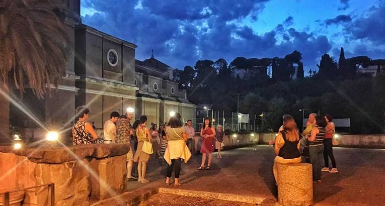Villa Giulia night tour [ source ]