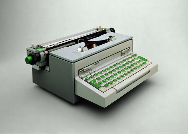 Olivetti green keys.jpg