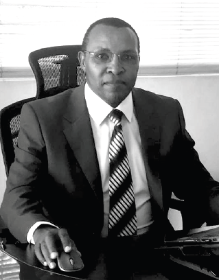 Anderson Matheka - Managing Director