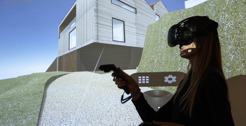 VR - Opplev ditt neste hjem, 14.09.2018