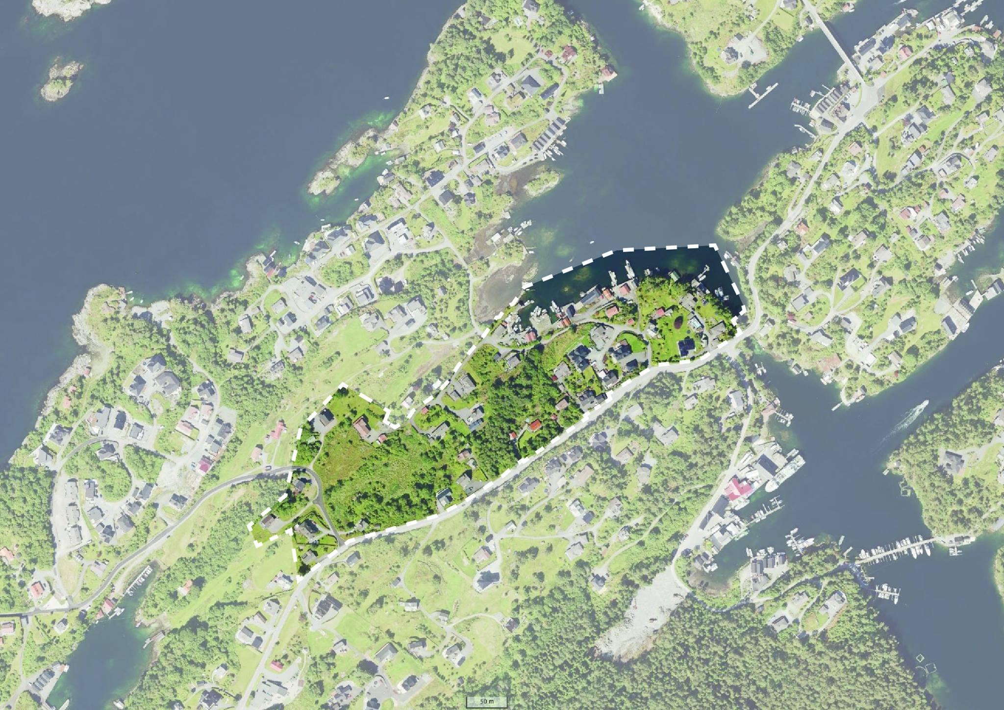Bergen Arkitektkontor AS er plankonsulent for detaljregulering av Røtinga-Hauge, 09.04.2019