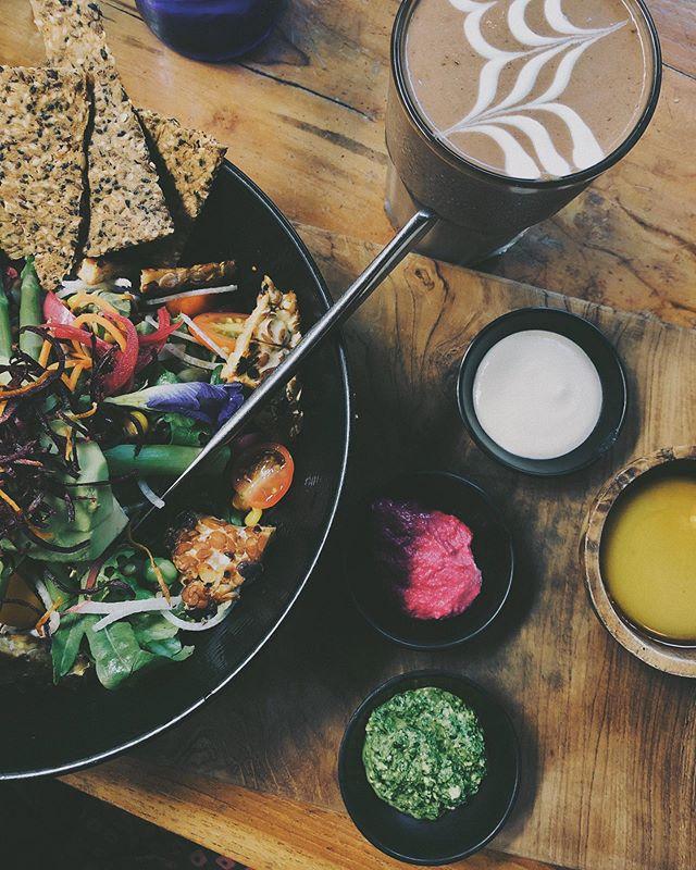 Dagens #vegan: bowl heaven / #Bali #Canggu #lyxvegan