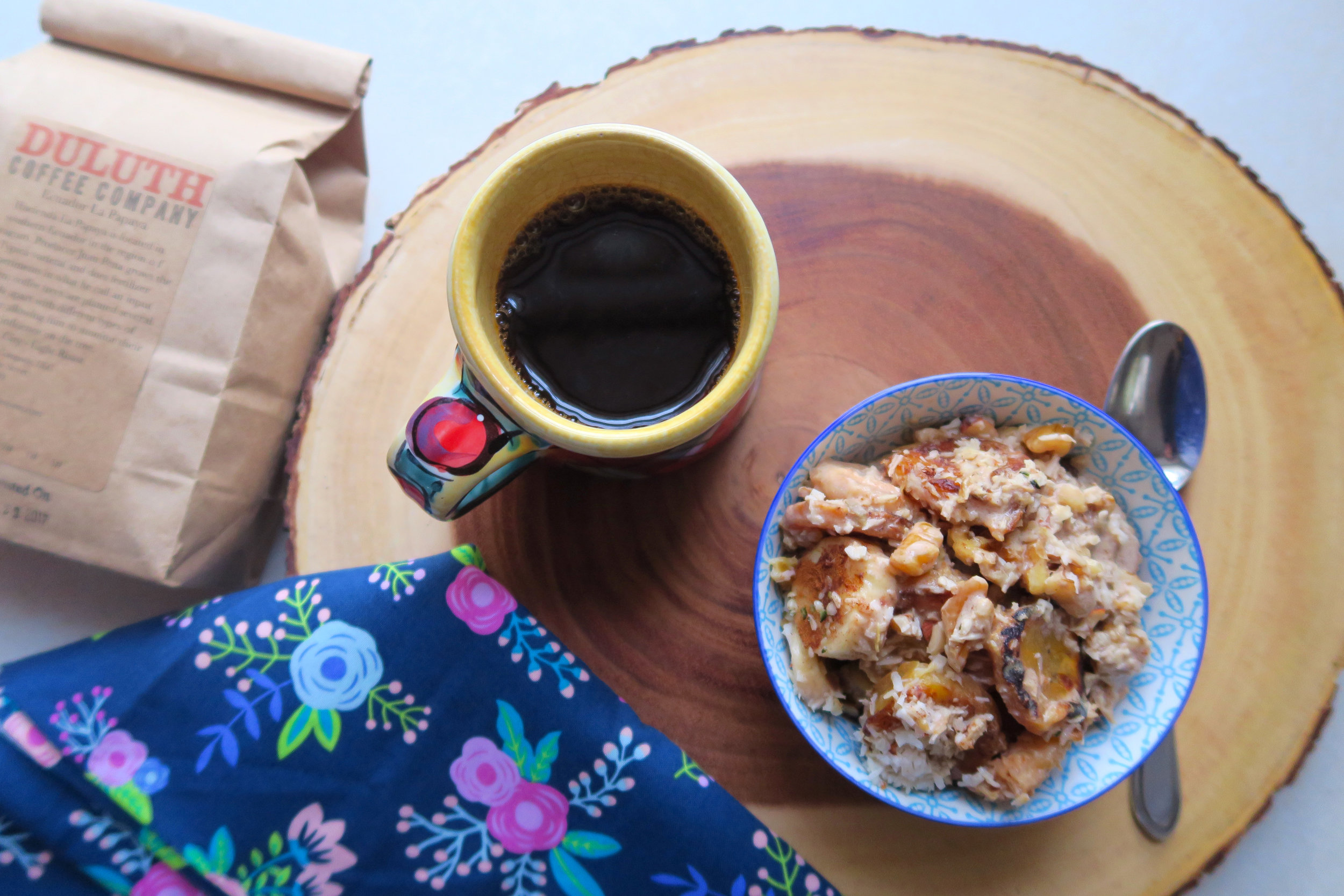 whole30 recipe, paleo, plantain, whole30 breakfast, paleo breakfast,