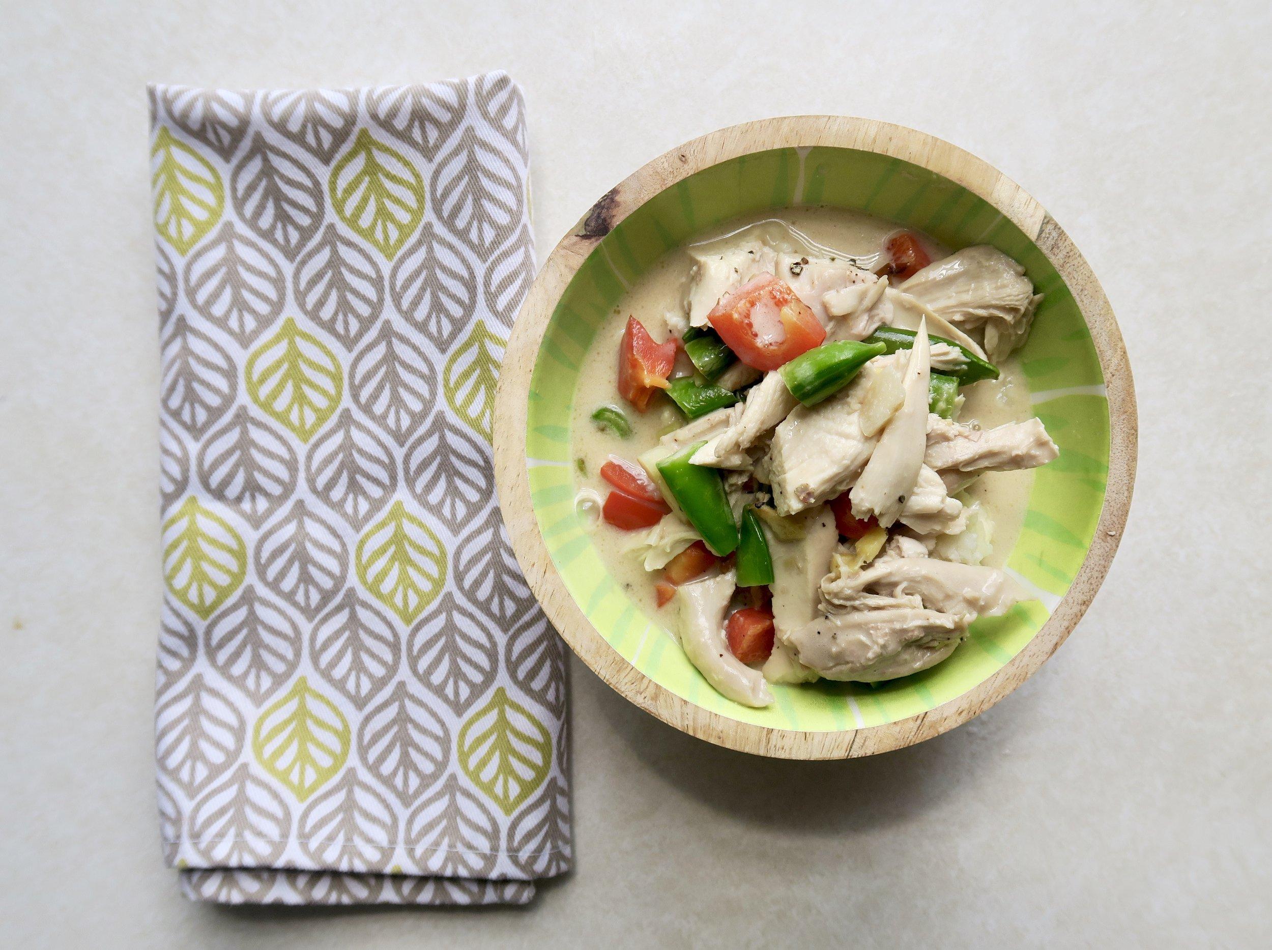 Lake Superior kitchen, chicken, whole30, paleo, coconut