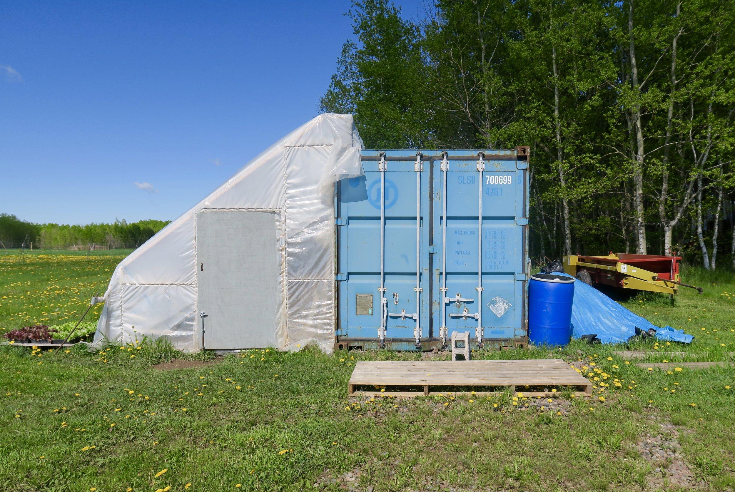 lake superior kitchen, duluth food, organic farming
