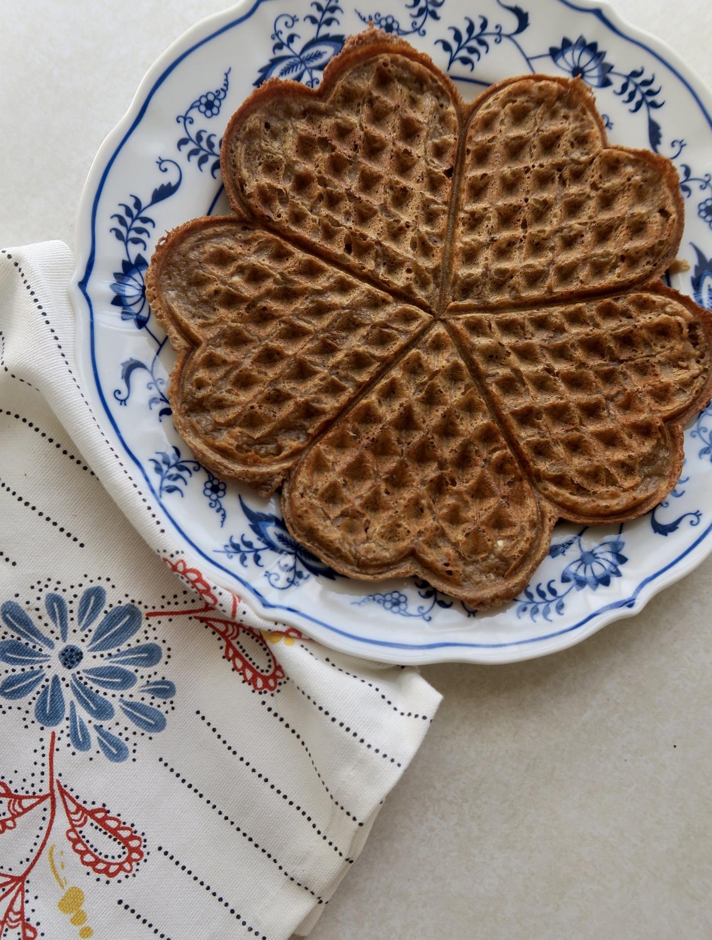 Avocado Waffles, Lake Superior Kitchen, Duluth food, healthy waffle recipe