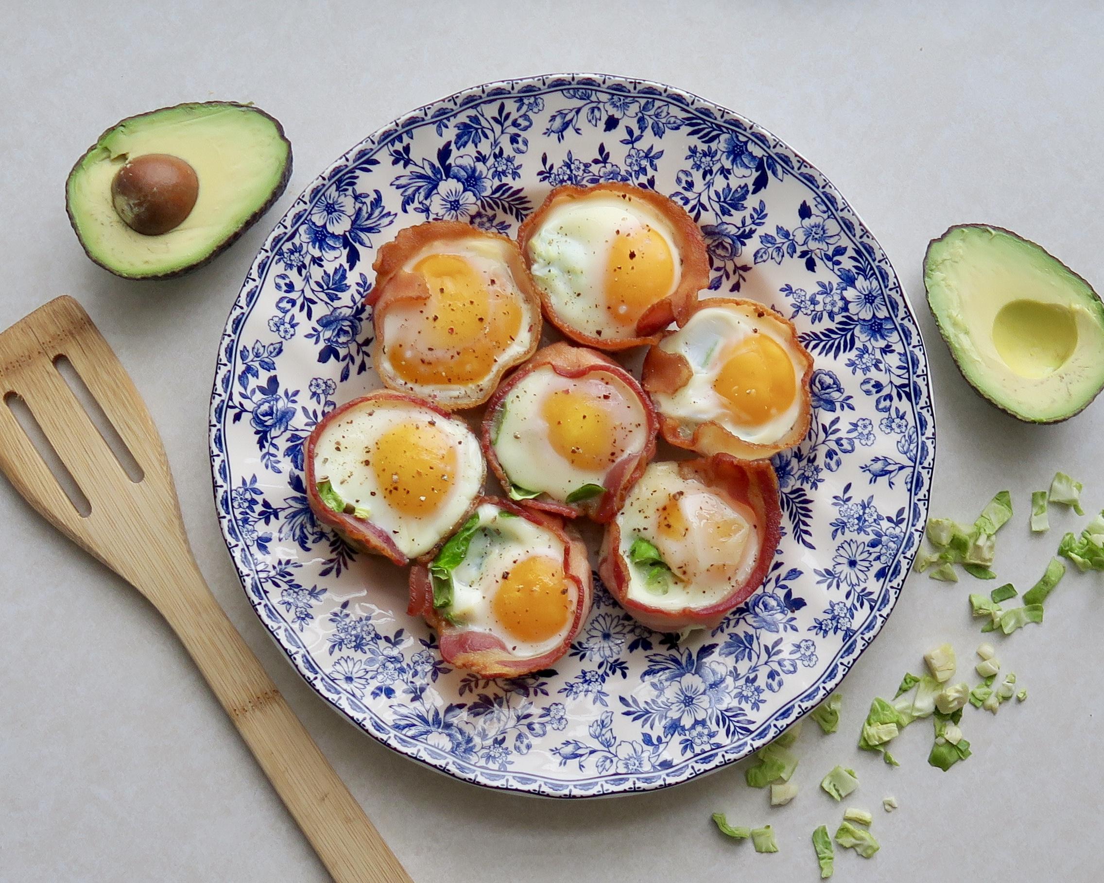 Bacon & Veg Egg Cups, Lake Superior Kitchen, Whole30, Paleo, Grain Free, Breakfast