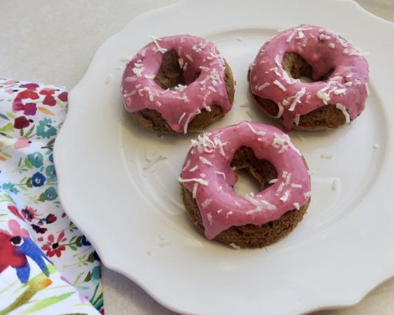 Buckwheat Doughnuts, Lake Superior Kitchen, Valentine's Day