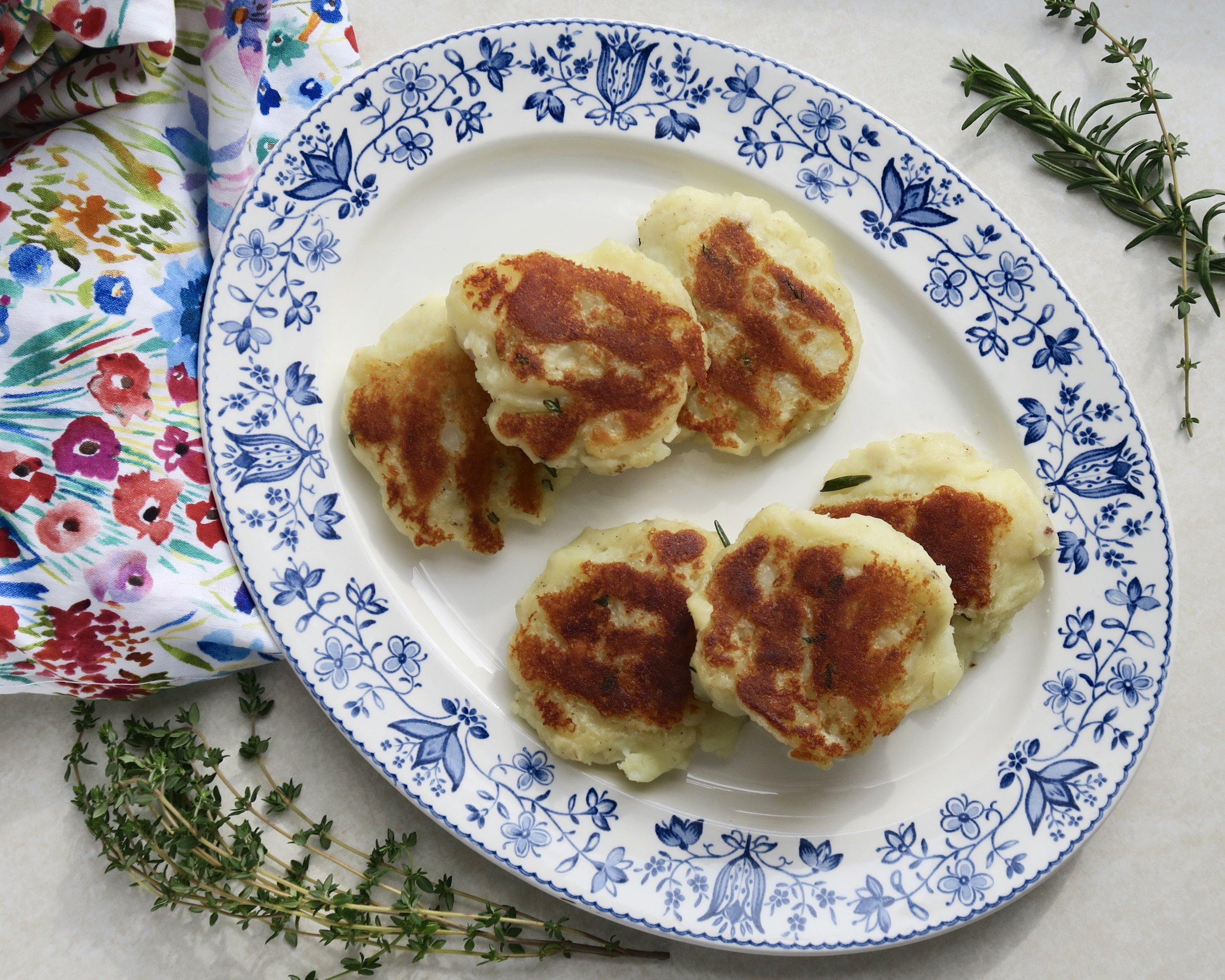 Lake Superior Kitchen, Potato Fritters