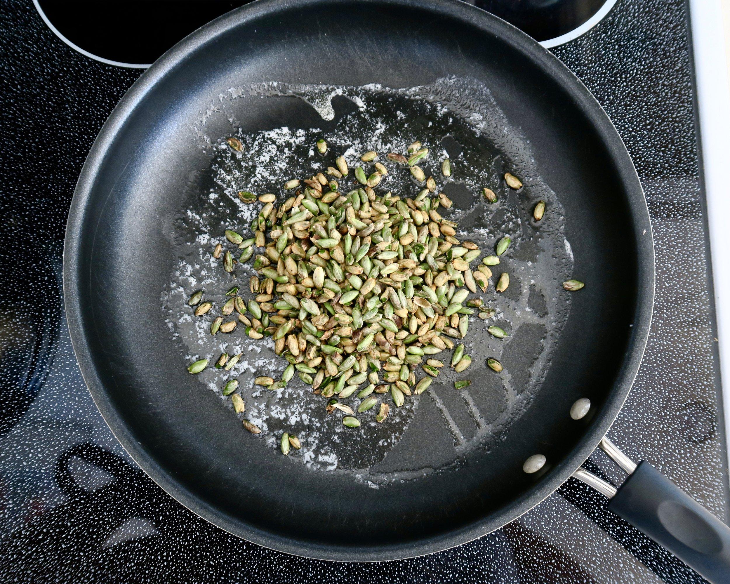 Toasted Maple Seeds, Lake Superior Kitchen