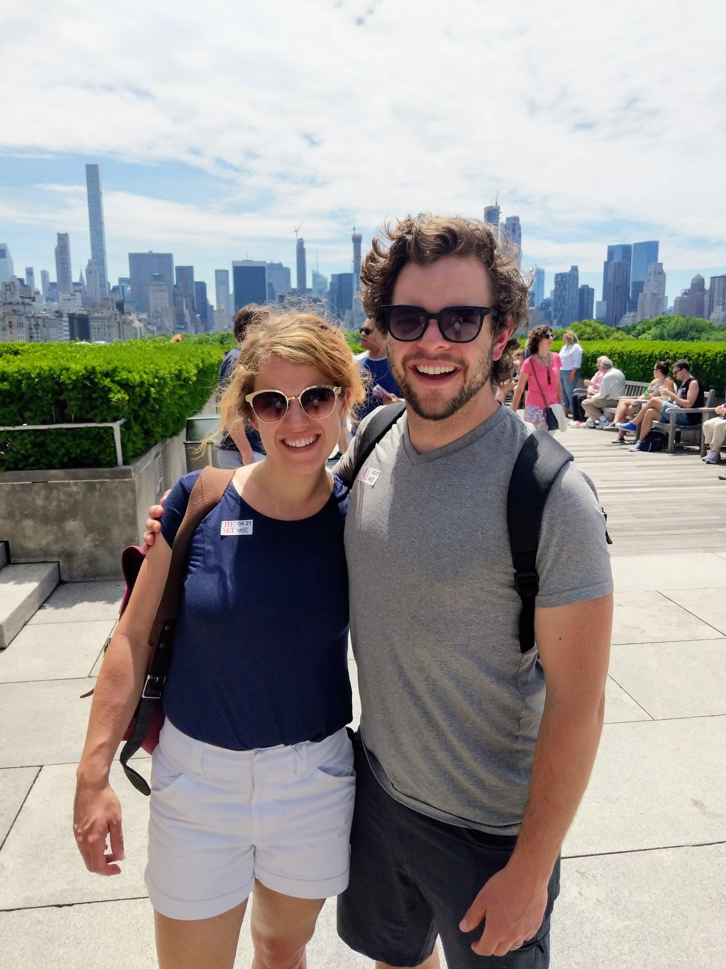 Rooftop Garden at The Met