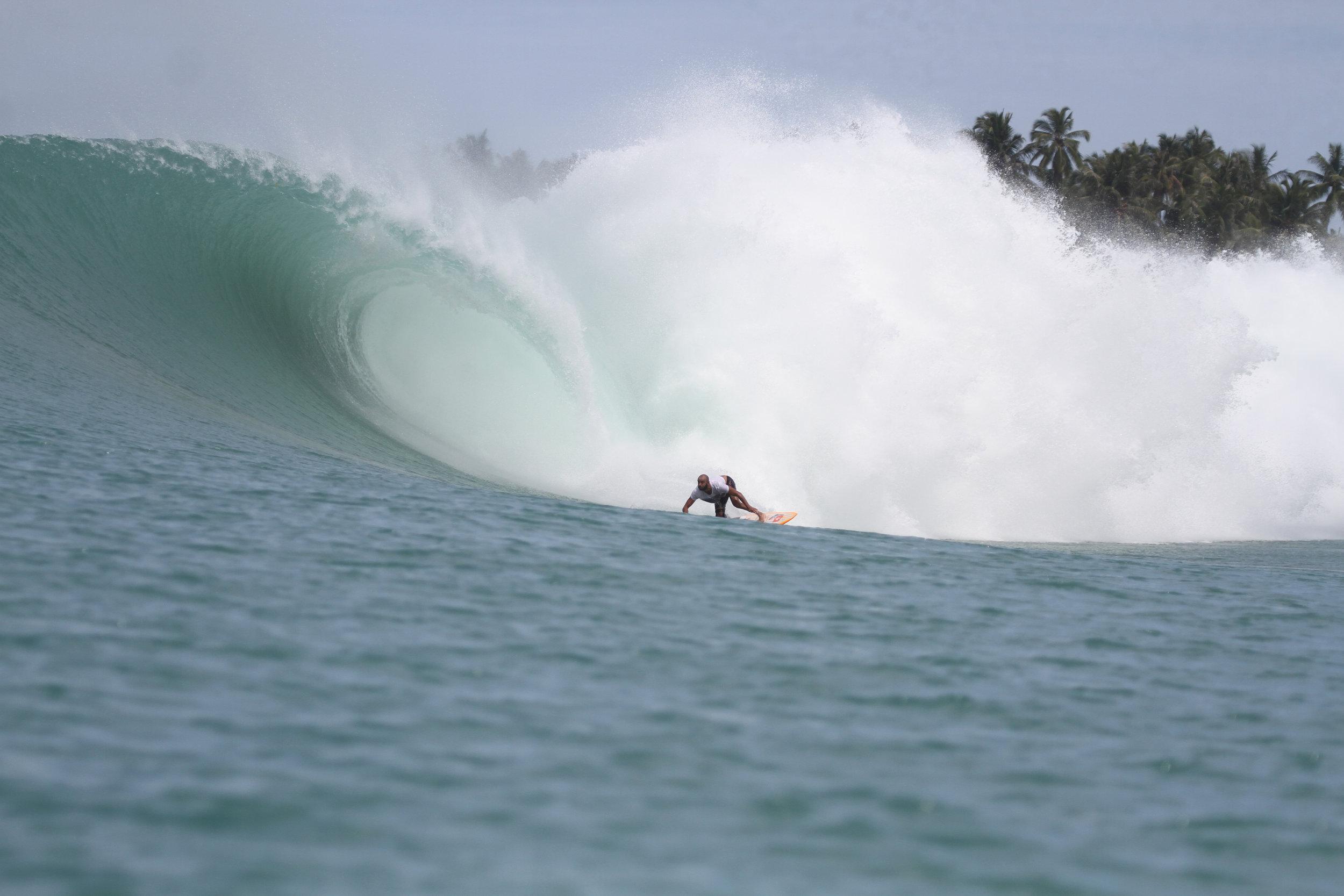 Nias, Indonésia.