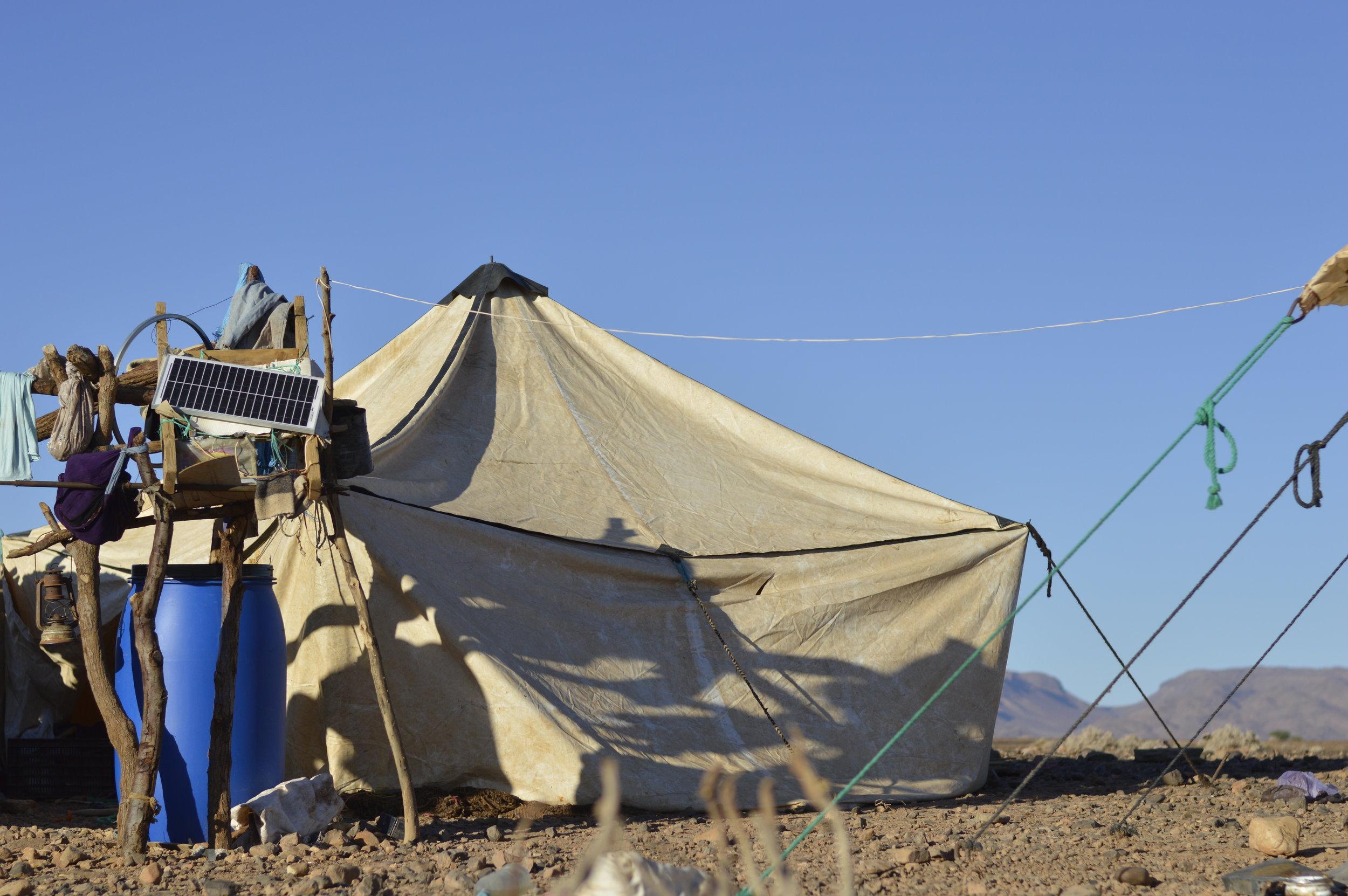 Sahara Desert, Morocco - November 2016 - Sophie Bradley
