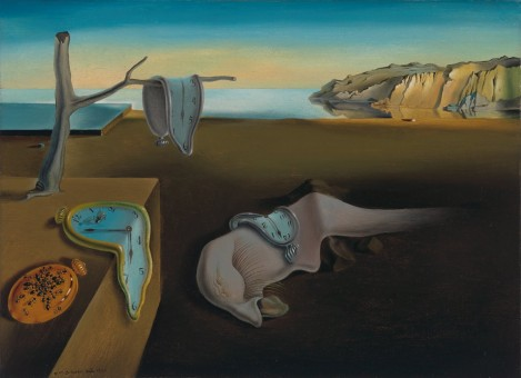 The Persistence of Memory - Salvador Dali  Available at: https://www.moma.org/learn/moma_learning/1168-2
